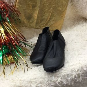 Other - Leo black jazz tap shoes size 7